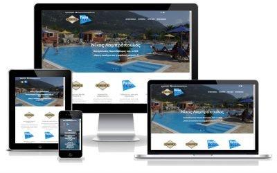 Το KERKYRA.net υλοποίησε την κατασκευή web site για το Νίκο Λαμπρόπουλο