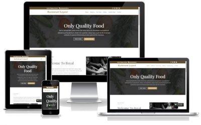 Νέο Layout Pack για εστιατόρια από την SMARTERweb