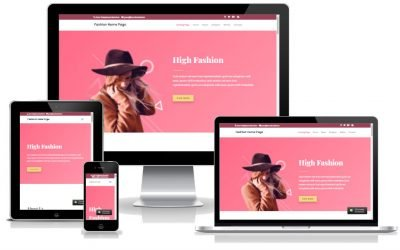 "Νέο Layout Pack ""High Fashion"" από την SMARTERweb"