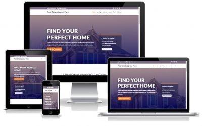 """Νέο Layout Pack """"Real Estate"""" για κτηματομεσιτικά γραφεία"""