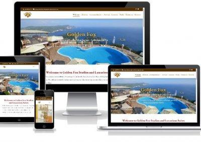 Golden Fox Studios & Luxurious Suites